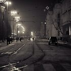 Winter Streets by Sabaa