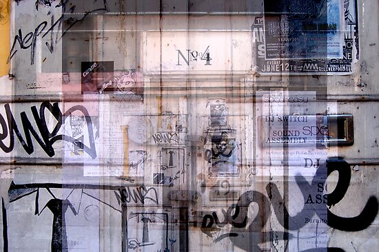 No 4 Benson Street, Liverpool by Nick Coates