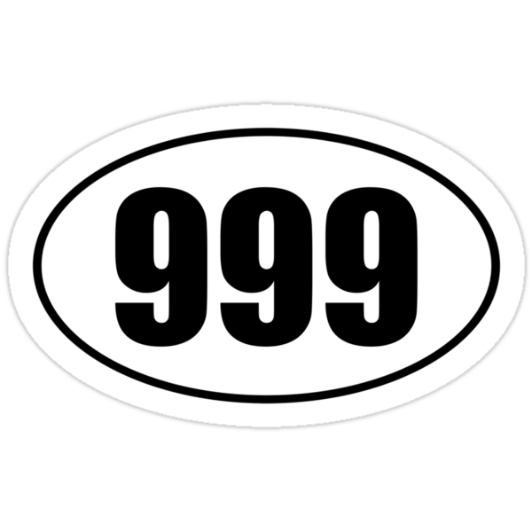 999 - Oval Identity Sign by Ovals