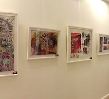 Group exhibition Jan-Feb 2013 by Maria Catalina Wiley