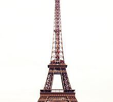 The Eiffel Tower by Ben Sheahan