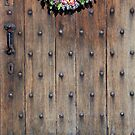 Old Door of Culross by simpsonvisuals