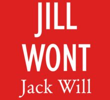 Jack will by McElla Gregor