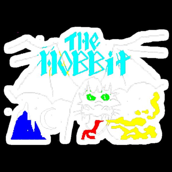 The Hobbit - ZX Spectrum by tvcream