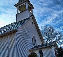 St James Lutheran Church by James Brotherton