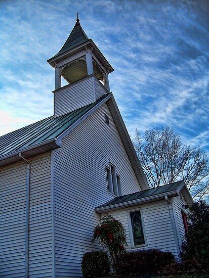 St James Lutheran Church by James Brotherton