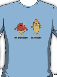 Mr Browncoat T-Shirt
