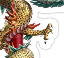Thai Dragon Sticker