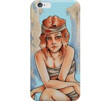 Tough Angel iPhone Case/Skin