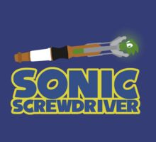 'Sonic' Screwdriver by 24hoursayear