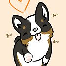 TRI Corgi Valentine -&lt;3- by IdentityPro