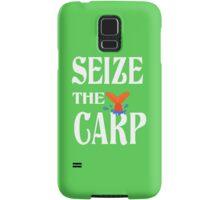 SEIZE THE CARP! Samsung Galaxy Case/Skin