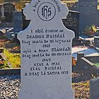 Tombstone In Irish by mcstory
