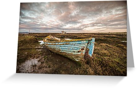 The Blue Boat by Patricia Jacobs CPAGB LRPS BPE3
