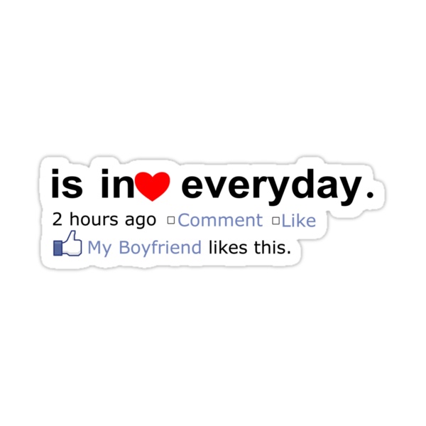 IS IN LOVE EVERYDAY by mcdba