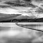 Near Combeinteignhead by Mark Bowden