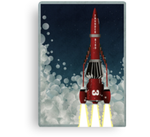Thunderbird 3 Canvas Print