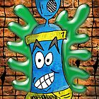 Mr.Spray Can by JustinH22