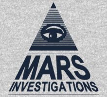 Mars Investigations by queenofbimbania