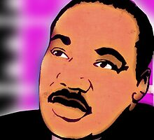 MLK-FREEDOM 2 by OTIS PORRITT