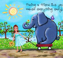 It's Easy With a Friend Like You! by Cherie Balowski