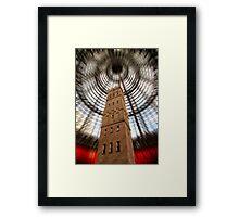 Coop's Shot Tower Framed Print