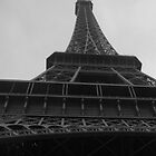 Eiffel Tower by KelPhotography