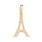 Eiffel Tower by Lulochi