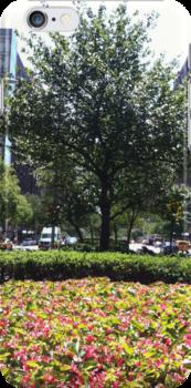 New York by ThePaintedLady