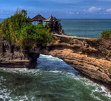 Bali Coast by FLYINGSCOTSMAN
