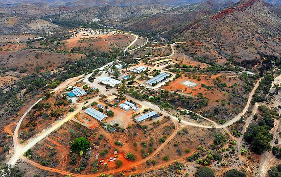 Arkaroola Village Flinders- Ranges SA. by helmutk