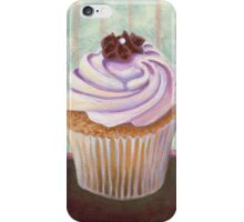 Champagne Chic Cupcake iPhone Case/Skin