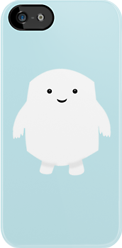 Adipose Doctor Who by eatorcs