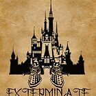 dr who darlec disney castle by erkillers