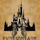 dr who darlec disney castle by erkillers