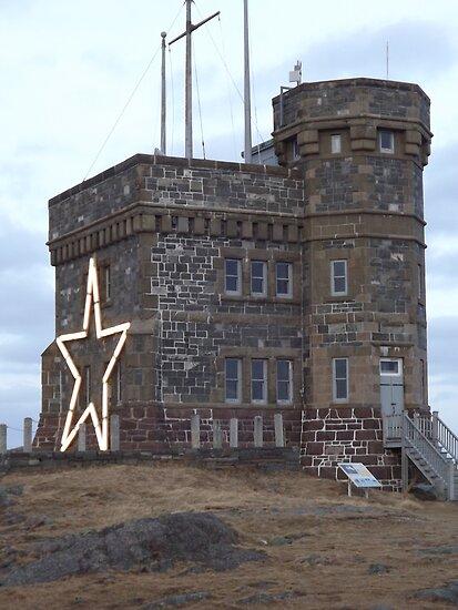 Cabot Tower by Glenn Esau