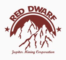 Red Dwarf Open Logo - Norm by Adam Angold