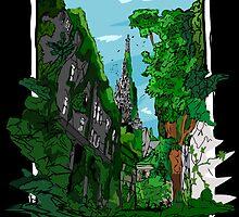 Jungle of Vienna by pda1986