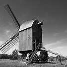 Post mill Neuenknick by Harald Walker