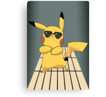 Pika Gangnam Style Canvas Print