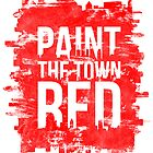 Paint the Town Red by Jodie636