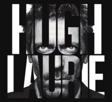 Hugh Laurie by hannahollywood