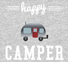 Happy Camper  by Megan Noble