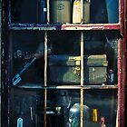 Bric a Brac Window by Peter Evans