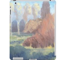 Illuminated Trees iPad Case/Skin