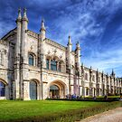Monastery dos Jeronimos Lisbon by manateevoyager