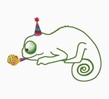 Chameleon partay animal by JayZ99