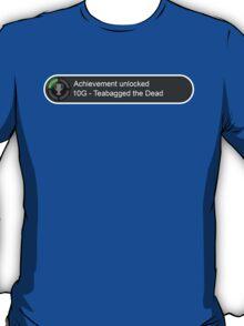 XBox Achievements - Teabagged the Dead T-Shirt