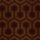 The Shining Carpet - Room 237 iPhone case by Design-Magnetic