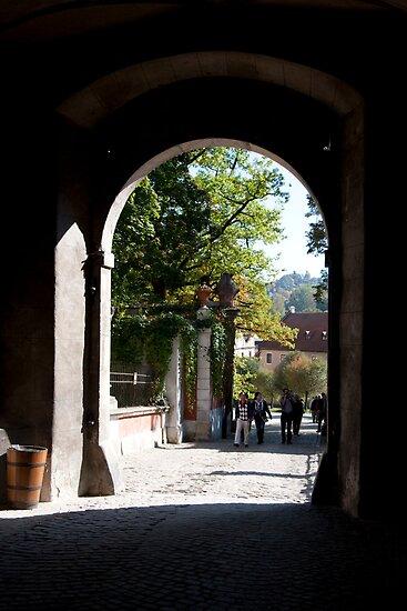 Entranceway by phil decocco